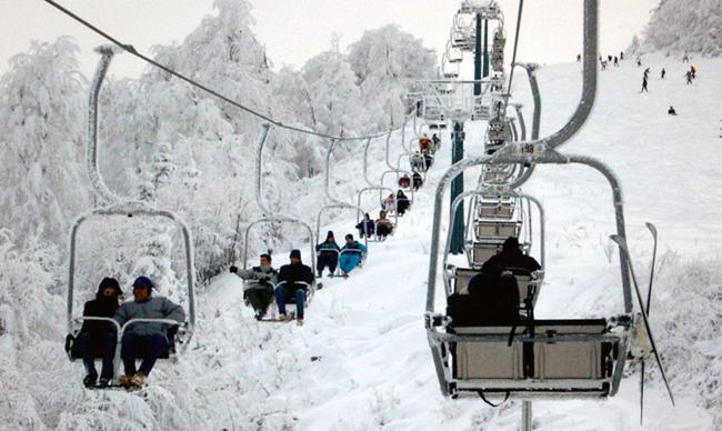 Σκι στο Ελατοχώρι. Dias Hotel & Spa