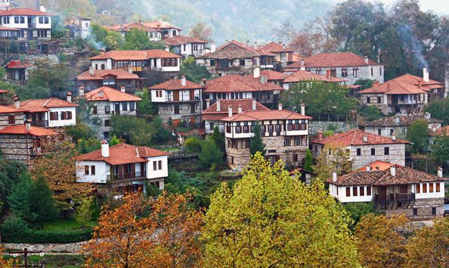 Παραδοσιακοί Οικισμοί Πιερία - Δίας Hotel & Spa
