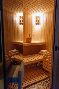 Dias Spa - Sauna